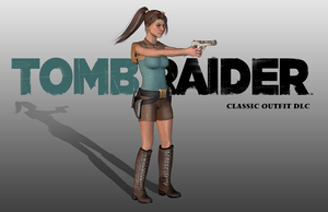 ClassicTR2013 outfit, wip by tombraider4ever