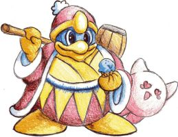 How can I help you King Dedede by dokugami