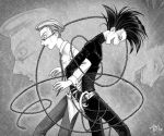 The Jekyll and Hyde Effect by HaloGhost