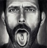 Hugh Laurie - Addicted by Rick-Kills-Pencils