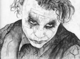 The Joker by FujiiWho