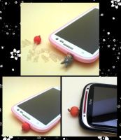 Phone Charm Test 1 by SmallCreationsByMel
