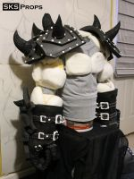 World of Warcraft Orc Cosplay WIP 8 SKS Props by SKSProps