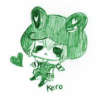 Kero Kero by puddinprincess