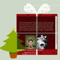 Christmas Journal 2.0 by thatfire-stock