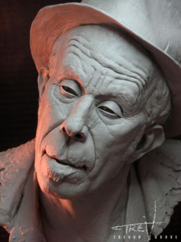 Tom Waits From Mortal Clay 3 by TrevorGrove