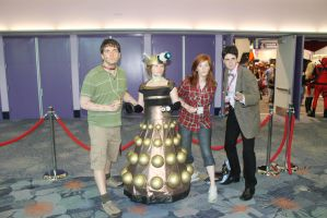 WC13-Dr Who Group 2 by moonymonster