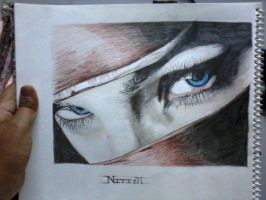 best colour pencil artwork by ntish1992