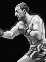 Boxer study by jungkyard