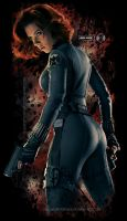 Black Widow 03 by DesignsByTopher