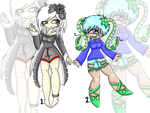 Seedrian adoptables! CLOSED! by CoolAdoptables