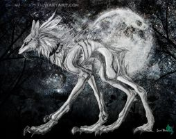 Ice Moon Canine Auction CLOSED by Snow-Body