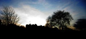 Edinburgh Castle by fourteenthstar