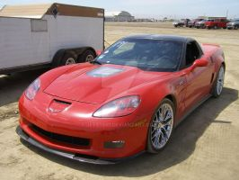 Chevrolet Corvette ZR1 by Jetster1