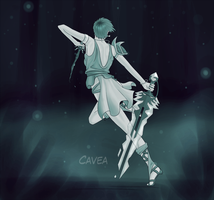 WoW: Shadow Dance by Cavea