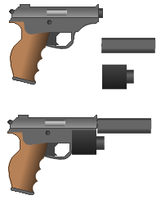 AM CP-9 Outlined by GrimReaper64