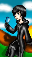 xion waiting for you roxas by Zodia2