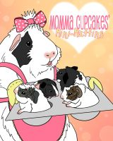 Momma Cupcakes' Mini-Muffins by Nine-Tailed-Fox