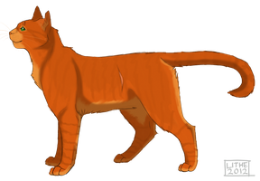 Firestar by Lithestep