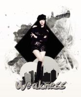 [Graphic] Weakness (For W Project) by jangkarin