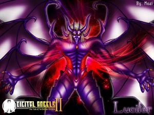 Lucifer demon Form