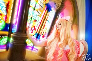 Sheryl Nome (Macross Frontier) by AndyWana