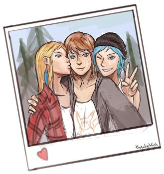 Amberpricefield by thegadgetfishes
