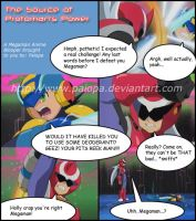 Source of Protoman's Power by Megaman-X-Community
