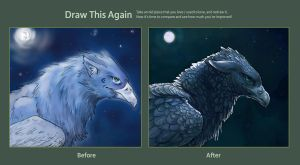 Draw this Again 2012 by Rhynn