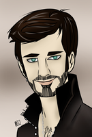 Captain Hook -- Colin O'Donoghue by themollyb