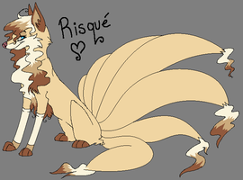 Risque - Color Trial by VampireSelene13