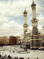 Makkah 3 by iAiisha