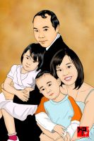 Family from china by cyclones