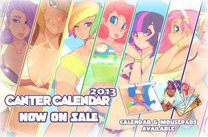Calendar and Mouse Pads on Sale by mldoxy
