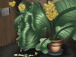 The Plant trap 4 by LingerieLady