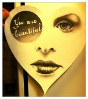 You Are Beautiful by ing1
