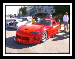 Dodge Viper by Joseph-W-Johns