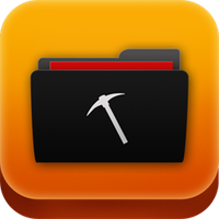 Data mining icon PNG by AlsusArt
