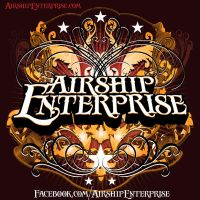AIRSHIP ENTERPRISEICON by DaneRot