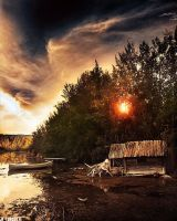 The camp by jfturcotte