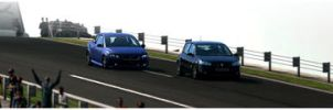 Renault Vs Volvo - Cape Ring 2 by 1R3bor