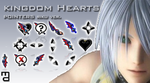 KH POINTERS riku ver. by PassionisArt