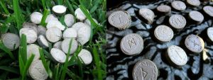 Soapberry Runes Scrap by ValkyrieOfODIN