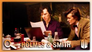 Holmes and Smith by Nero749