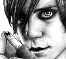 Jared Leto by GothicXpress