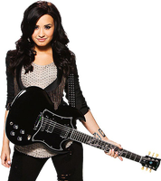 Demi Lovato PNG by xCupcakeGlitter