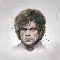 Tyrion Lannister by lunzh