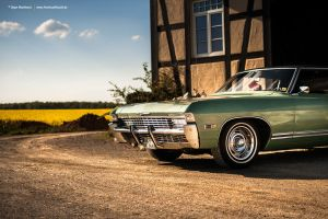 68 Caprice by AmericanMuscle