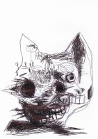 1172_cheshire_cat_ by kohlsen
