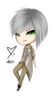 Silver Haired Boy Adopt [CLOSED] by LaviFreakAdopts